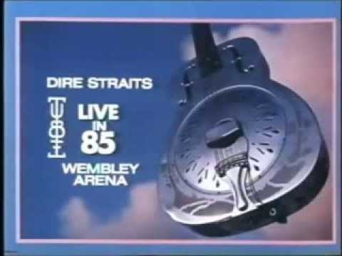 Dire Straits Live at Wembley Arena