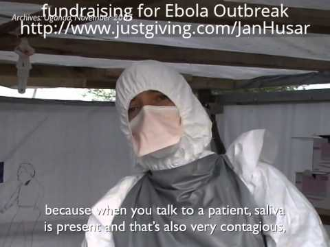 MSF Ebola Outbreak - West Africa - Intro