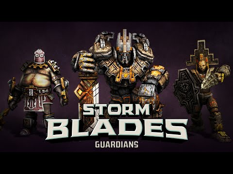 Stormblades - Guardians Trailer