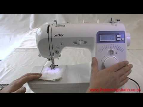 brother nv 10 sewing machine review youtube. Black Bedroom Furniture Sets. Home Design Ideas