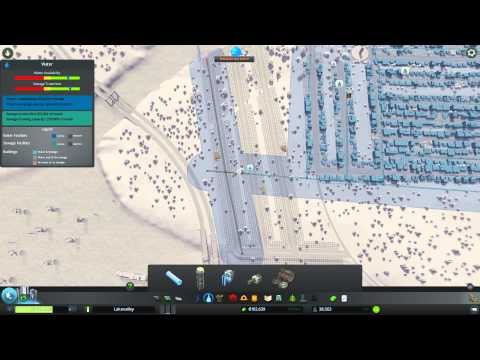 Cities Skylines S1E18 : Powered by Nuclear