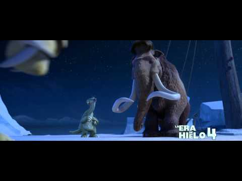 La Era de Hielo 4 (Ice Age 4) - Tv Spot (Español Latino) Full HD