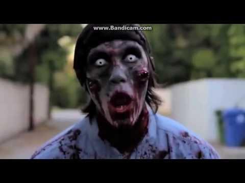 Танцующий зомби! Опа Зомби Стайл! Dancing zombies OPA Zombie style