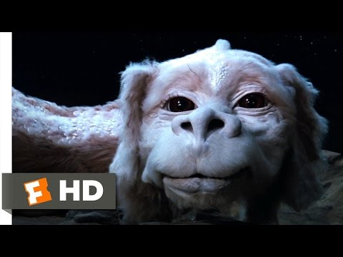 The Neverending Story (4/10) Movie CLIP - Falkor The Luck Dragon (1984) HD