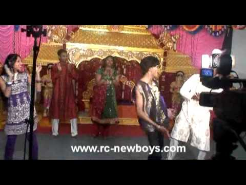 Danse Indienne Rc New Boys And Girls Kannithivu Ponna With Comedy Le 17 04 2011  St Denis video