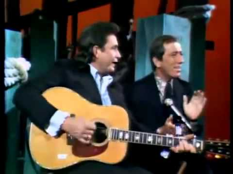 Andy Williams and Johnny Cash   YouTube
