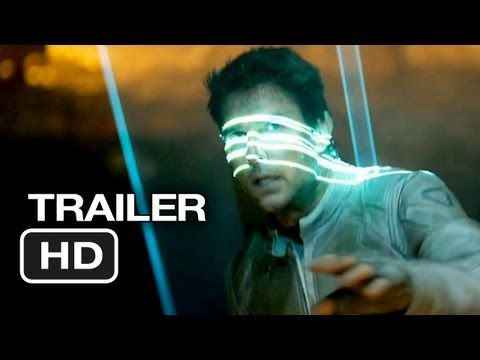 Oblivion Official Trailer #3 (2013) - Tom Cruise, Morgan Freeman Movie HD