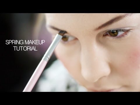 SPRING MAKE UP TUTORIAL