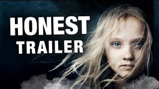 Thumb Honesto Trailer de Los Miserables