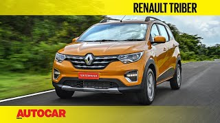 Renault Triber - compact 7-seater | First Drive Review | Autocar India