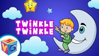 Twinkle Twinkle Little Star - Part of the Nursery Rhyme Collection - Sing with Us