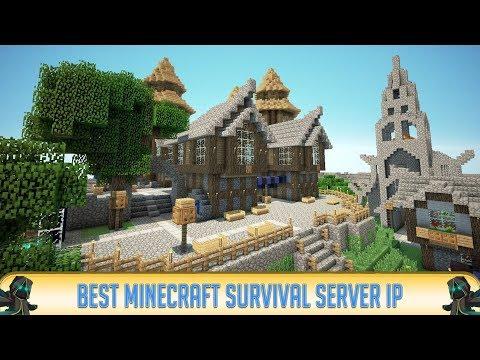 ✔ Minecraft: Best Multiplayer Survival & Towny Server