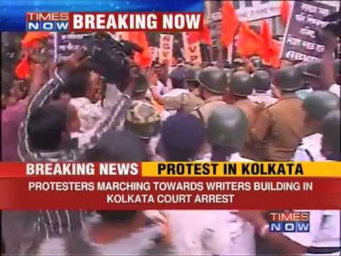 ABVP court arrest in Kolkata