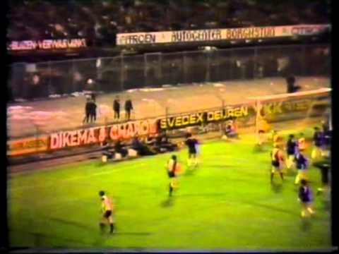 Кубок Кубков 1980-1981гг.   Фейеноорд - Динамо Тбилиси   1/2 финала