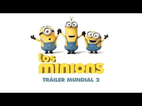 LOS MINIONS - Tráiler Mundial 2