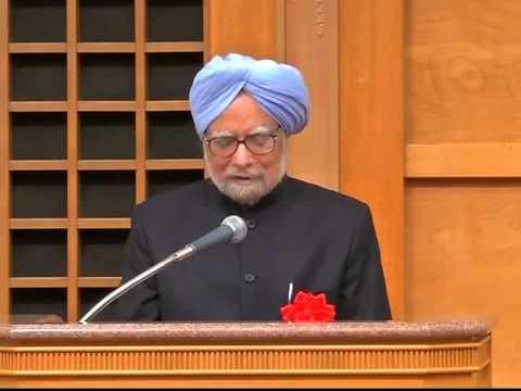 PM Manmohan Singh's address to Japan-India Parliamentary Friendship League