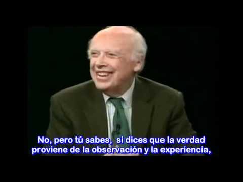Científico Premio Nobel James Watson. Habla sobre quien es... (Subtitulado al Español)