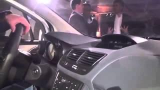 Салон Opel Mokka