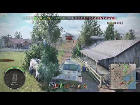 World of Tanks PS4 - AMX CDC Master
