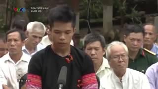 Tòa tuyên án Cướp vợ  Màn đối đáp hài hước kinh điển