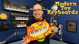 Modern Toy Keyboards, Meowsic, Casio SA-76, SA9, & Technobeat.