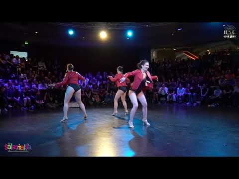 Ema's Ladies Stargate Show (BERLIN SALSA CONGRESS 2018)