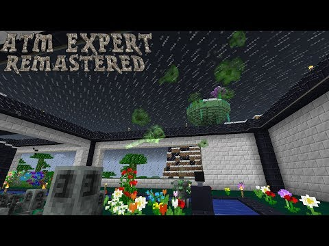 Minecraft All The Mods Expert Remastered Lp Ep #24: Sprites and Unlocking Psi