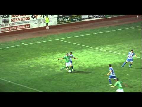 COPA: La Hoya Lorca 2 - Villanovense 2 (03-09-14)