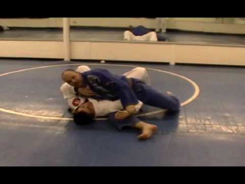 BJJ Techniques: Submission options from Modified Kesa Gatame Image 1