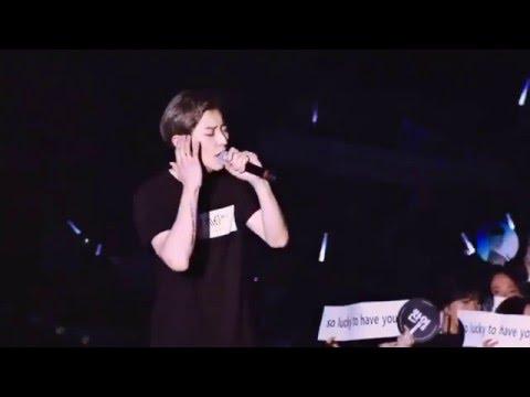 Chanyeol promise rap
