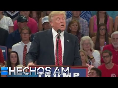 Donald Trump se reunirá con Enrique Peña Nieto