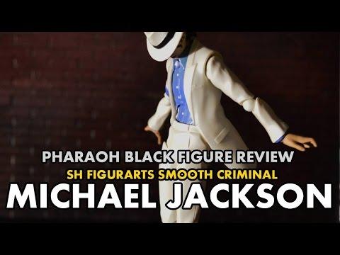 Sh Figuarts Michael Jackson Smooth Criminal Figure Review video