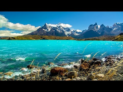 Relaxing Nature Sounds for Study, Yoga and Meditation - HD 1080p 8 Hour Video!