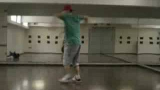 ILSHAT hip-hop dance combination