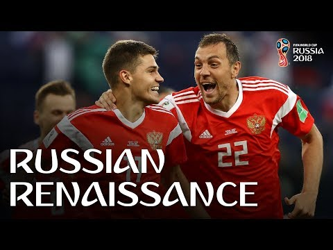 Russian Renaissance at the 2018 World Cup