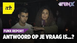 "BIZZEY IN DE CLUB: ""GEBRUIK JIJ DRUGS?"""