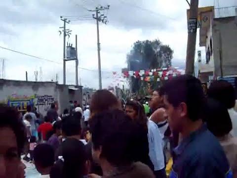 Fiesta patronal San Pedro Xalostoc