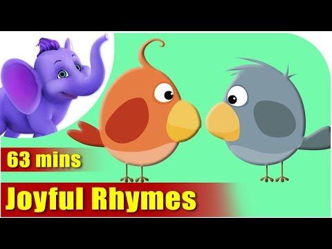 Nursery Rhymes Vol 10 - Thirty Rhymes With Karaoke video