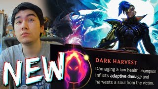 NEW REWORKED DARK HARVEST IS TOTALLY DIFFERENT NOW
