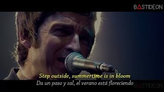 Oasis Don 39 T Look Back In Anger Sub Español