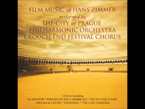 Philharmonic Orchestra - The Da Vinci Code - Chevaliers De Sangreal (Film music of Hans Zimmer)