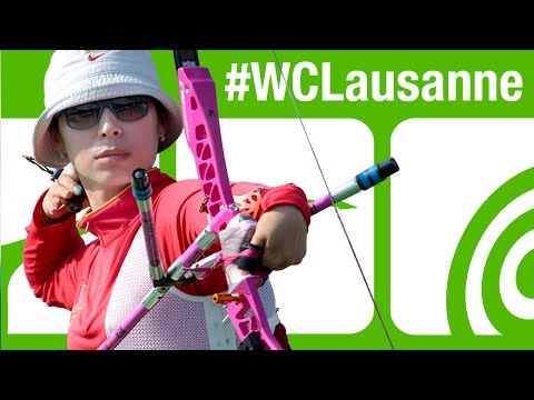 LAUSANNE 2014: Recurve Archery World Cup Final (afternoon session)