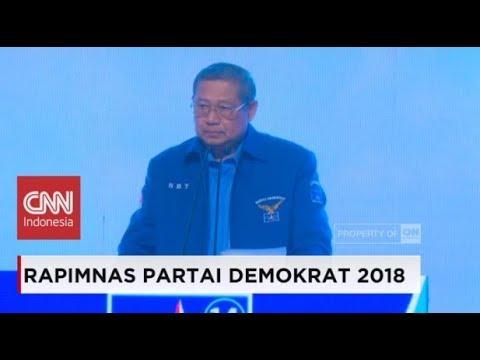 'Sinyal' Demokrat Dukung Jokowi di Pilpres 2019