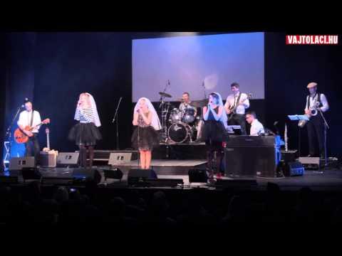 Szűcs Gabi - Koncert ( Tűsarkú lépteim)