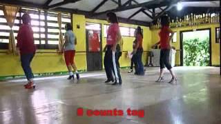 MUÑEQUITA LINDA   line dance 3, IDS INA