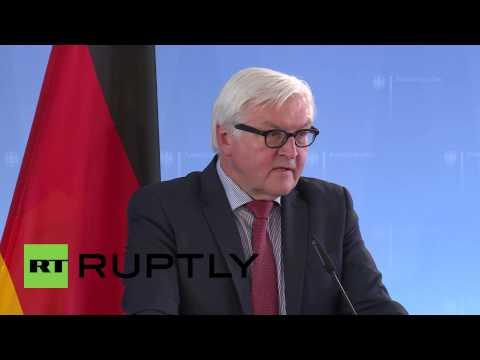 Germany: Steinmeier wants EU and NATO membership for Montenegro
