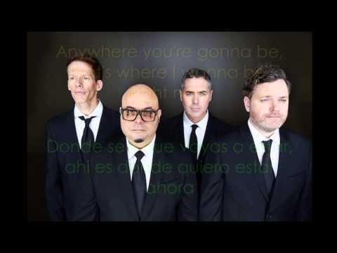 Barenaked ladies-Did I say that out loud? (lyrics/letra)