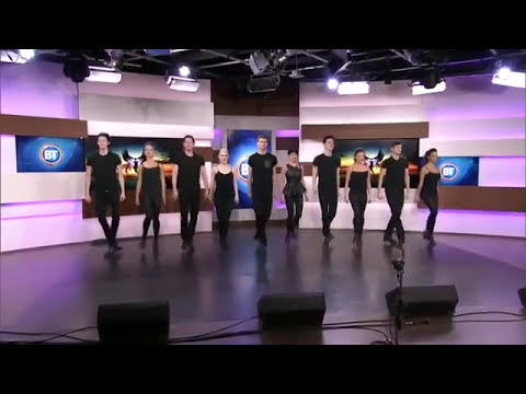 Heartbeat of Home performs on Breakfast Television, Toronto