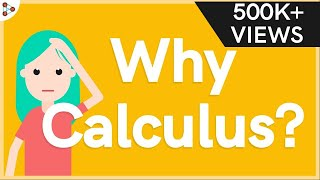 Why Calculus? - Lesson 1