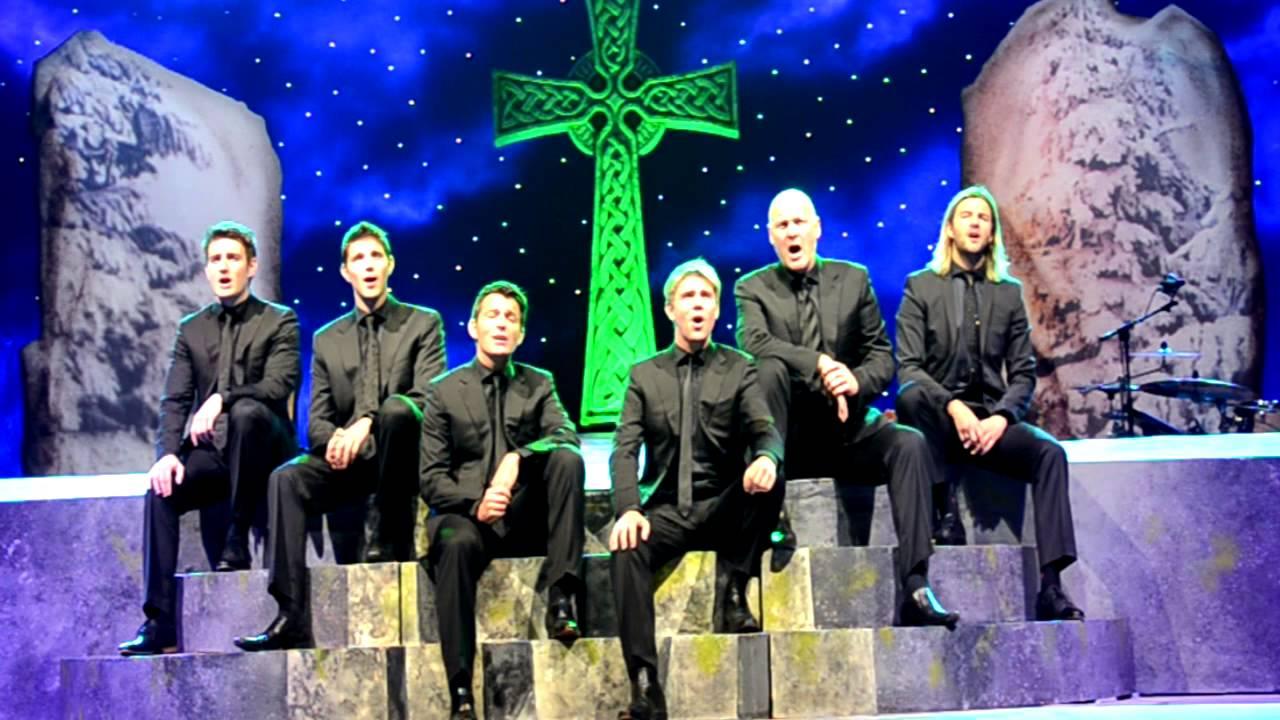 Celtic Thunder - 'God Rest Ye Merry Gentlemen' - YouTube
